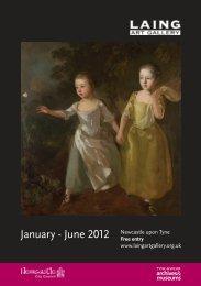 January - June 2012 - Tyne & Wear Museums