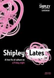 Shipley Lates - Tyne & Wear Museums