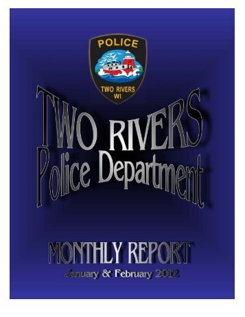 crime clearance rate - City of Two Rivers