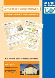 Der Gebäude-Energieausweis - TWO.de Technische Werke Osning ...
