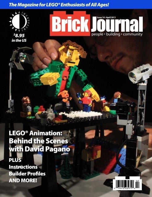 Custom LEGO POTC The British Crew decals