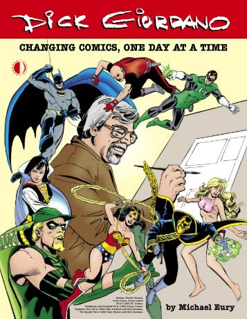 changing comics, one day at a time - TwoMorrows Publishing Store
