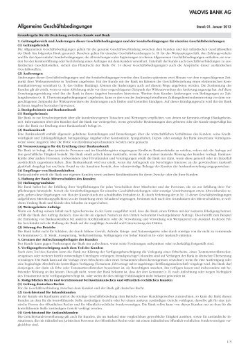 AGB Valovis Bank 0112:Layout 1.qxd - Tchibo Online-Shop