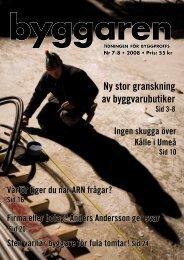 Byggaren 7-8/08