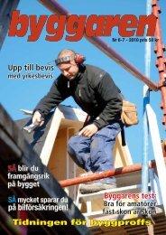 Byggaren 6-7.10