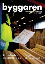 byggaren NR 5 2007
