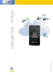 Manuale Bria - Android - TWT