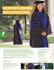 AcAdemic AppArel doctor pAckAge