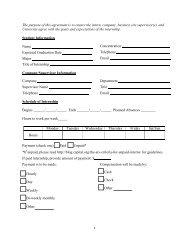 internship agreement product design program university. Black Bedroom Furniture Sets. Home Design Ideas