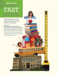 (FAST) Appendix - Texas Charter Schools Association