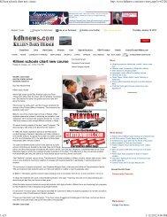 Killeen schools chart new course - Texas Charter Schools Association