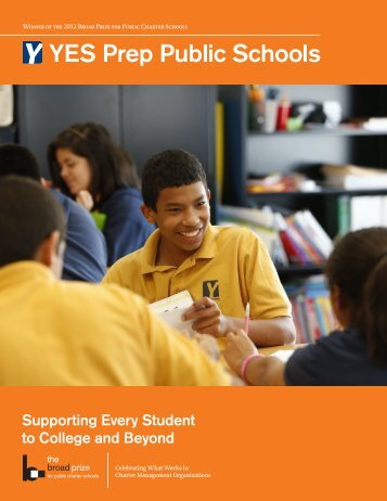 Supporting Every Student to College and Beyond - The Broad Prize ...