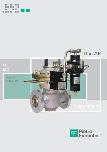 Регулятор газа DIXI AP