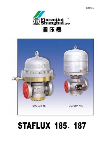 STAFLUX 185 187