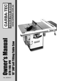 Design 1 - Carba-Tec