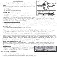Mini Kreg Jig Instructions - Kreg Tool