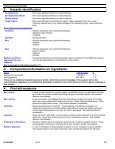 Download the MSDs - Titebond Glues and Adhesives - Page 2