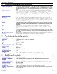 Download the MSDs - Titebond Glues and Adhesives - Page 4