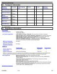 Download the MSDs - Titebond Glues and Adhesives - Page 6