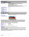 Download the MSDs - Titebond Glues and Adhesives - Page 7