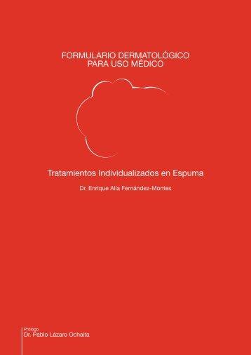 Tratamientos Individualizados en Espuma - Fagron