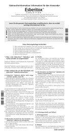 Esberitox® Tabletten - Schaper & Brümmer