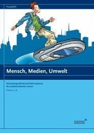 IZMF Projektheft Mensch, Medien, Umwelt (pdf 1,77 MB) - Txet.de