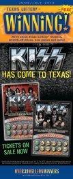 June-July 2013 - Texas Lottery