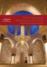 Grand Voyages & Reiseträume 2012-2013
