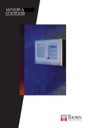 Minerva Panel Brochure - Thorn Security Branded Datasheet (819k)