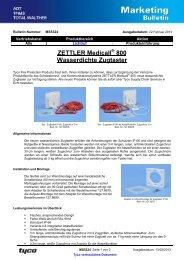 MS5324D Wasserdichte Zugtaster - Tyco EMEA / ADT Worldwide ...