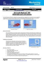 MS5324 - Tyco EMEA / ADT Worldwide Home Page