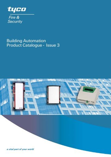 Building Automation Product Catalogue - Issue 3