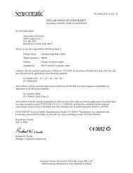 UltraMax Hand Held Verifier - Certificate of Conformity