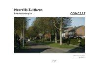 Beeldkwaliteitsplan - Gemeente Tynaarlo