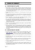 Sports at Tyndale - Handbook - Tyndale Christian School - Page 5