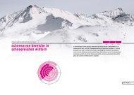 gefahrenmuster.7 schneearme bereiche in ... - Tyrolia-Verlag