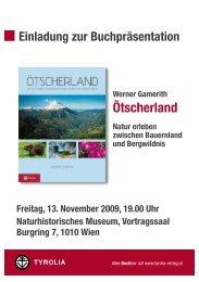 Ötscherland - Tyrolia Verlag