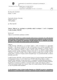 Vpraąanja in konkretni odgovori - Trgovinska zbornica Slovenije