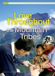 66 Love Throughout the Mountain Tribes