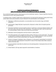 English form - School District U-46