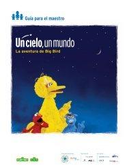 Guía para el maestro - Sesame Street