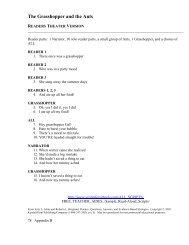 The Grasshopper and the Ants...hellofirstgrade.pdf - jeanporter