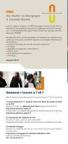 université de Bourgogne - Page 7