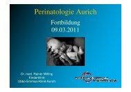 CMV-Infektion-Der Fall - 09-03-2011 - Ubbo Emmius Kliniken Aurich ...