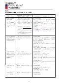 平成25年10月期・平成26年 - 東京大学 - Page 5