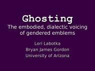 Mocking Fag - University of Arizona