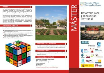 12-desarrollo-innovacion-local paso2.cdr - Universidad de Alicante
