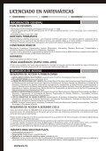 LICENCIADO EN MATEMÁTICAS - Universidad de Alicante - Page 2