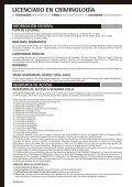 LICENCIADO EN CRIMINOLOGÍA - Universidad de Alicante - Page 2